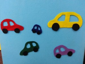 Lots of Cars flannel set